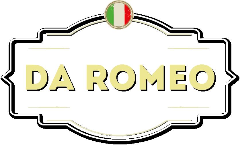 DA ROMEO | Gullegem | Italiaanse traiteur - Pizza - Pasta
